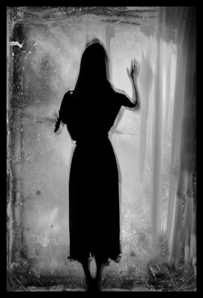 """Black & White"" @ Blank wall gallery"