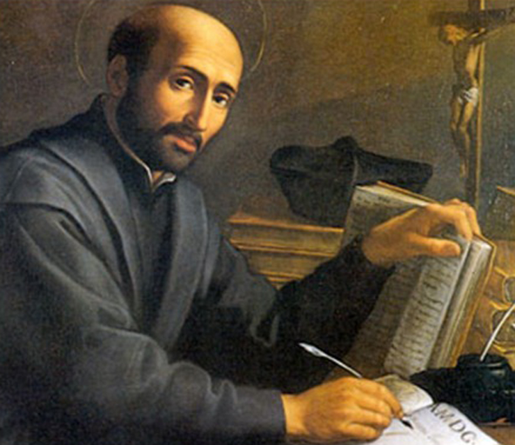 The Path Of Holiness According To St Ignatius of Loyola