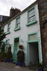 Jessie M King's house