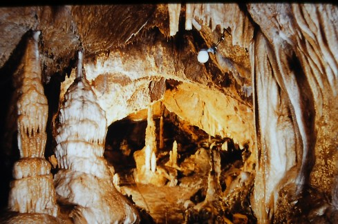 Cave at Attendorn