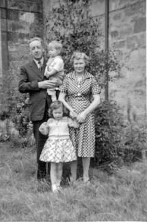 Granny and Granda Mitchell
