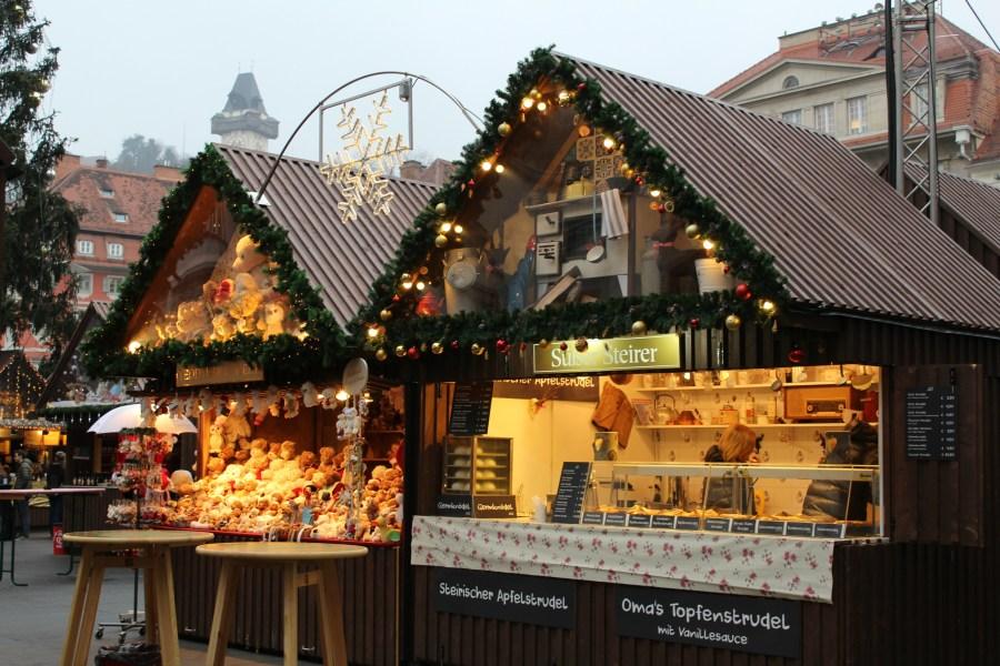 Mein Lieblingsstandel am Christkindlmarkt Graz