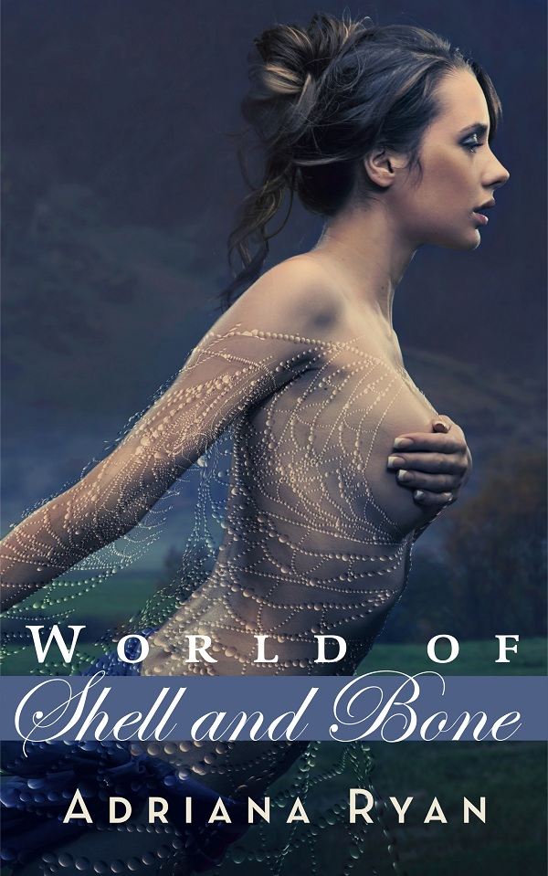 Cover of World of Shell and Bone by Adriana Ryan
