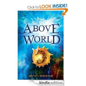 Jenn Reese's middle-grade debut, Above World
