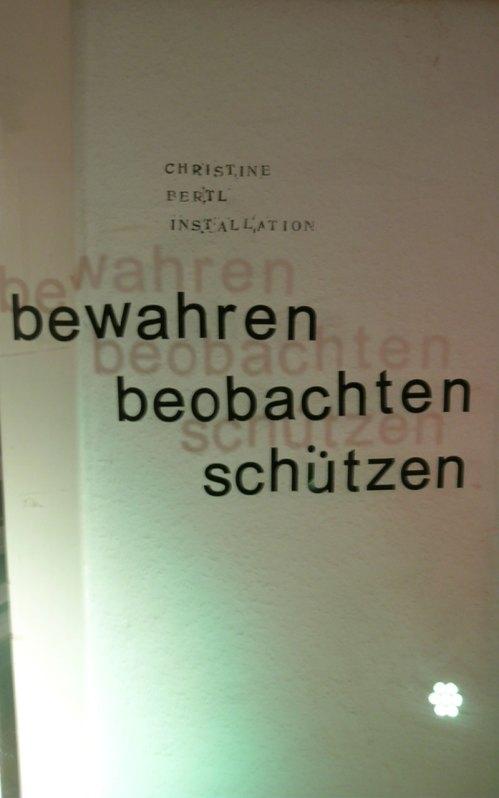 Konservierungen-Christine Bertl