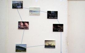 Romantikinstallation-Christine Bertl