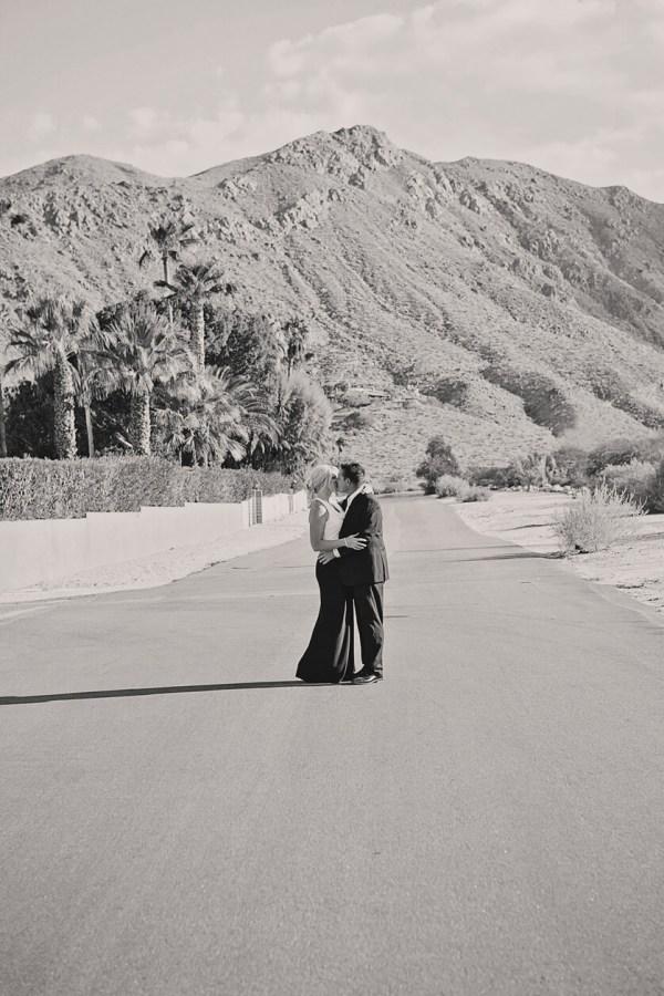 Christine Arnold Palm Springs Wedding Child