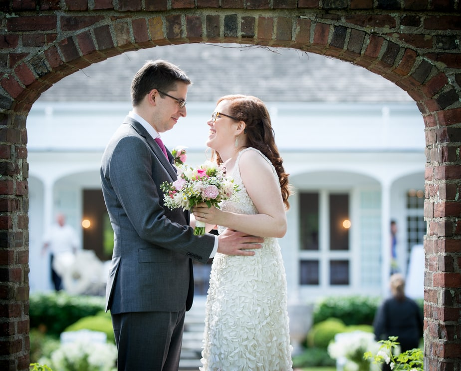 Keeler Tavern Museum Wedding, Ridgefield, CT