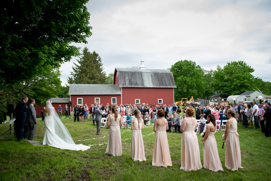 New York Farm Wedding Photographer
