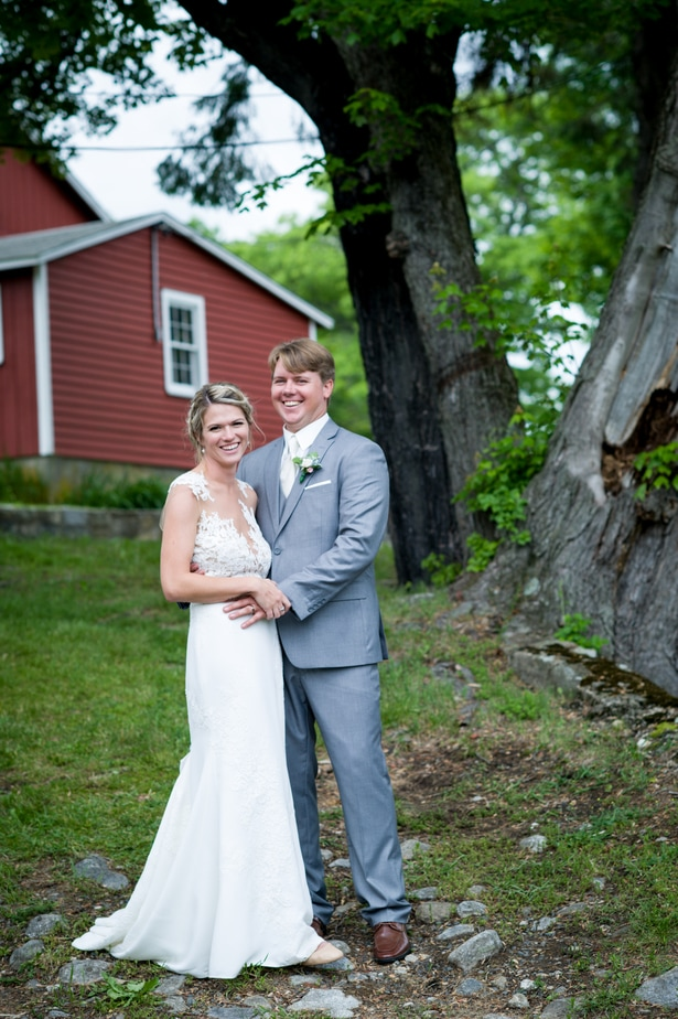 Hudson Valley Farm Wedding Photography