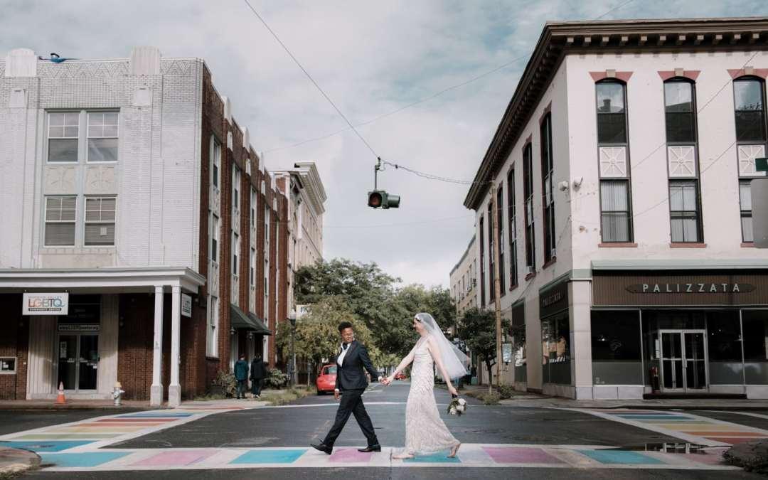 Upstate New York Wedding Photography | Circus Themed