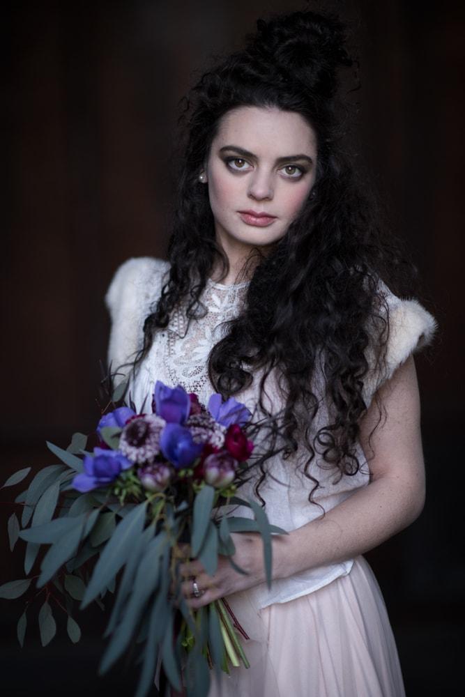 DSC 9014 Edit - Dark and Moody Wedding Photography Shoot, Hudson Valley