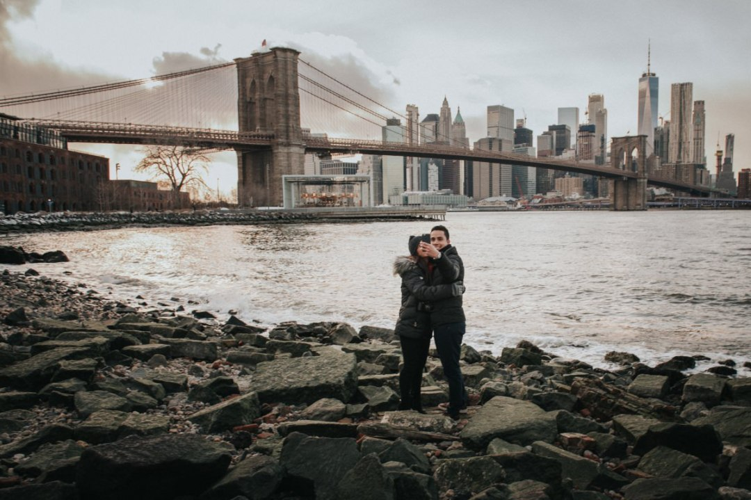 giancarlo blog 2 - Brooklyn Marriage Proposal and Engagement Photography