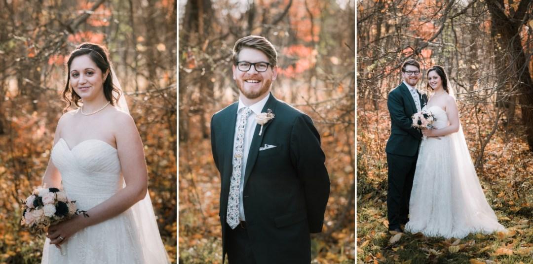 Erika and Jordan 2 - The Rhinecliff Wedding | Late Fall | Erika and Jordan