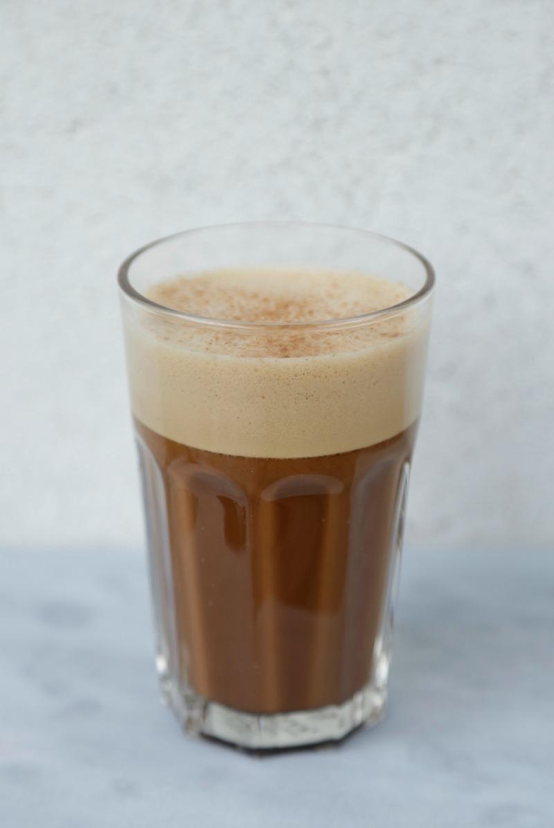 Æggelatte // egg latte // christinebonde.dk