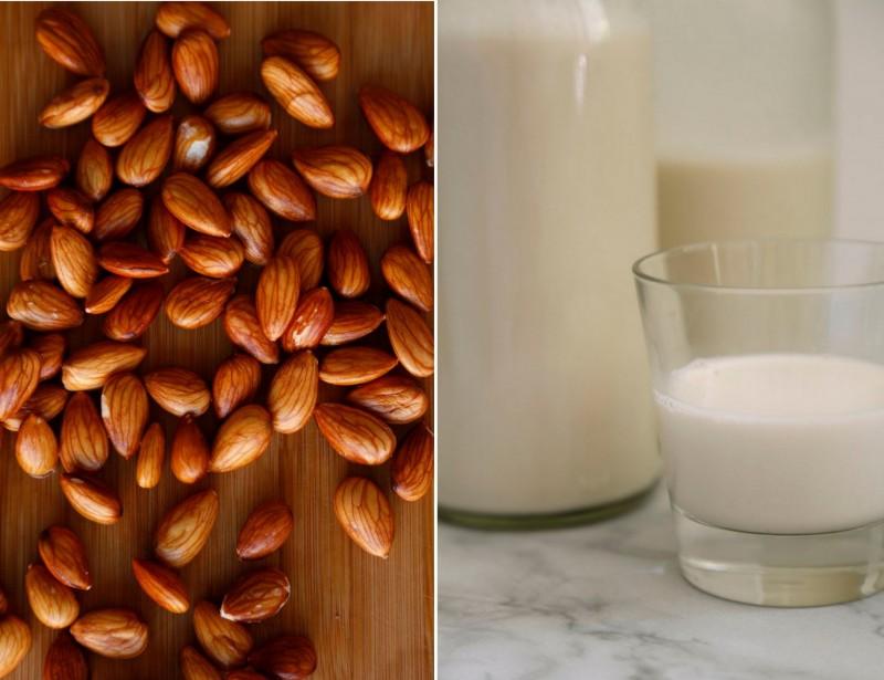 Hjemmelavet mandelmælk3