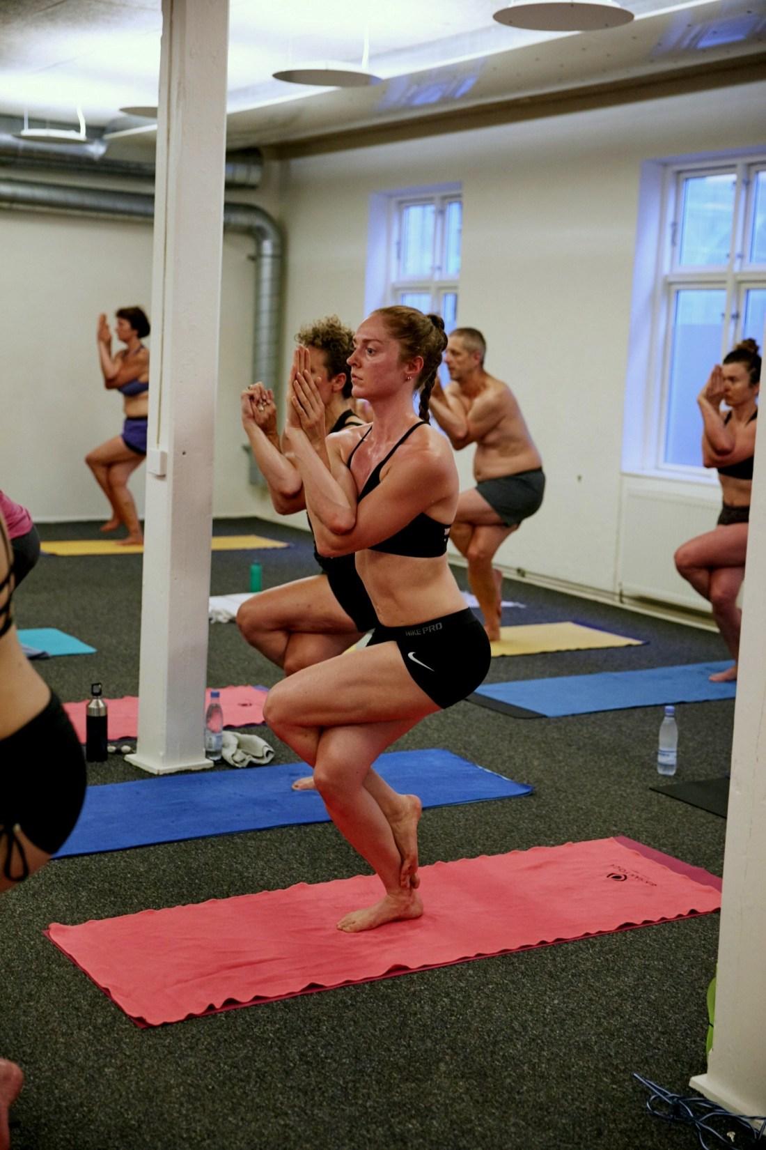 Bikram Copenhagen 30-day challenge Christine Bonde