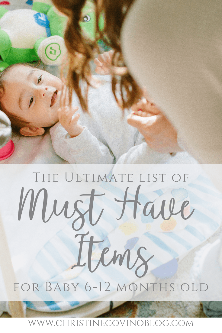 It's hard as a new mom to determine what you need for babies, here is my baby must haves 6-12 months that have made my life so much easier! Check it out!