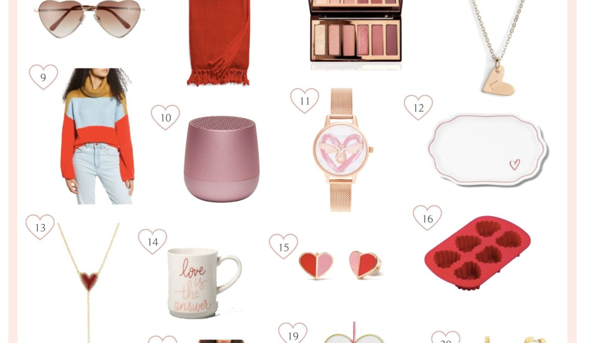 We are sharing the best Valentine's Day finds for her and the home today so that you can give her the gift she has always wanted.