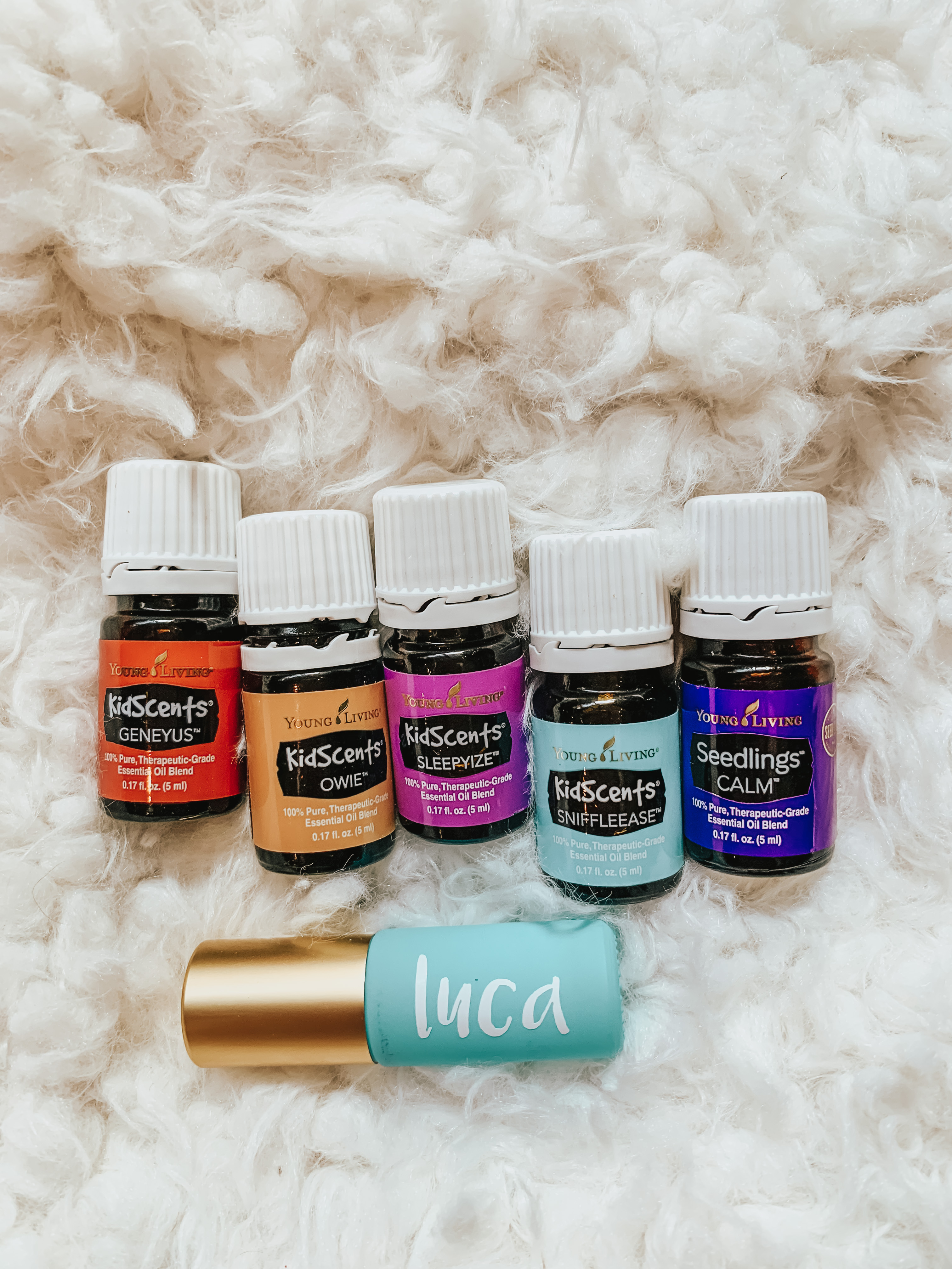 young living KidScents- creating a more Natural Home