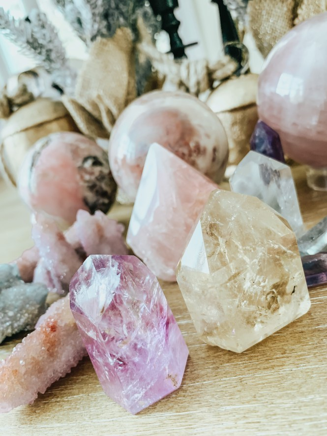 crystals- Gift Ideas for the Grieving Mom