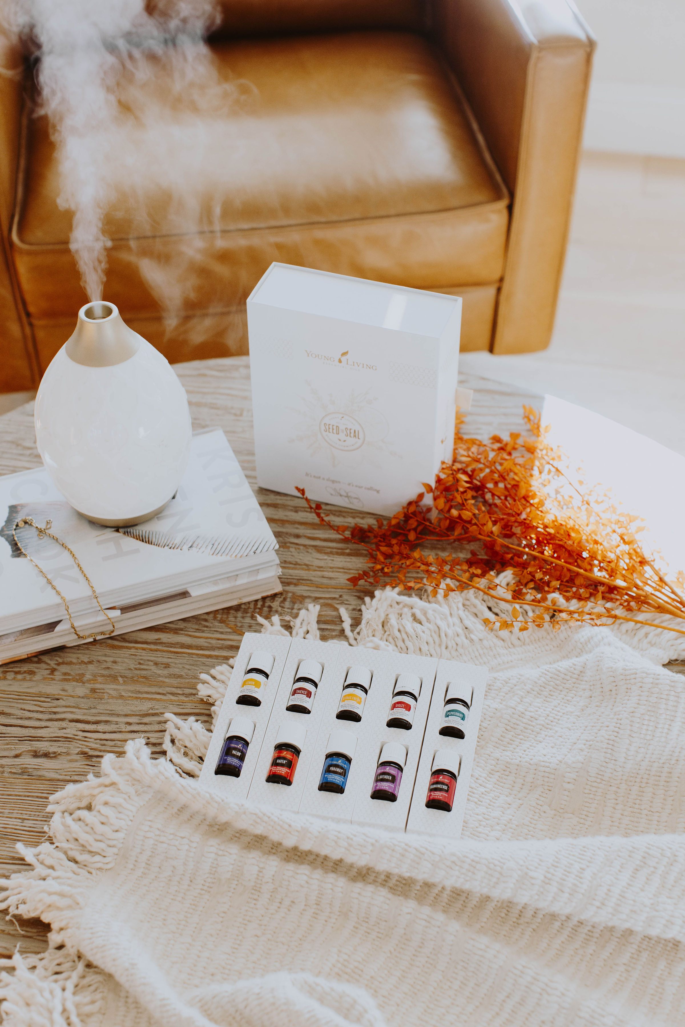oils - New Mom Holiday Gift Guide