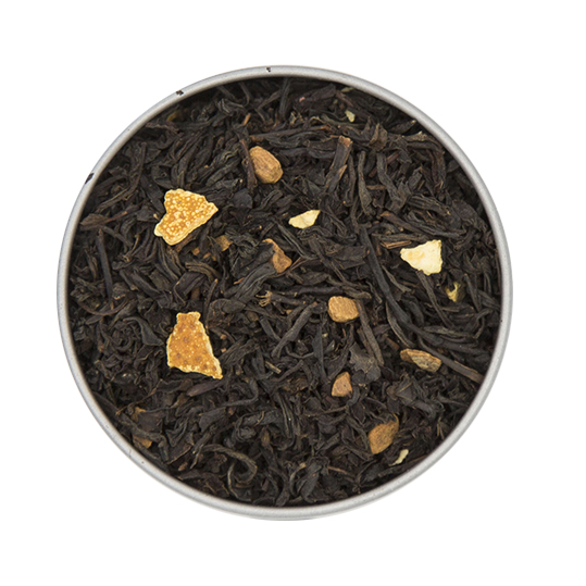 Thé noir orange cannelle