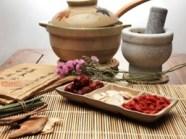 Herbal remedies preparation