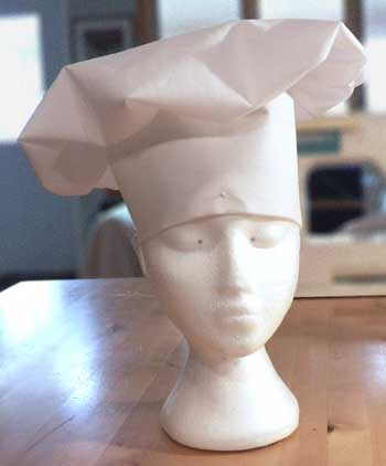 Chef Hat Pattern : pattern, Styles, Chef's