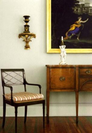 Detail - Living Room