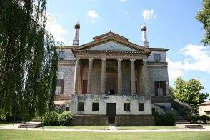 Villa Foscari, La Malcontenta, (1558-60) near Venice, Italy designed by Andrea Palladio.