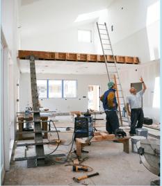 Yale building project