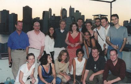 ICA Summer School - Rooftop Party
