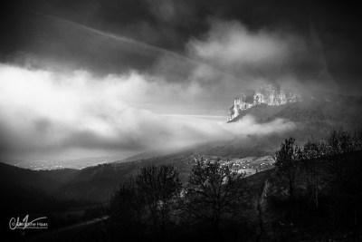 Massif des Bauges Photo Christine Haas