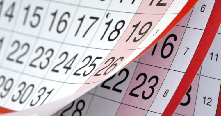 Course Dates, Costs & Important registration information