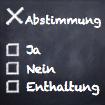 Logo Abstimmung Rat