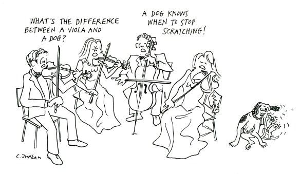 Viola Joke