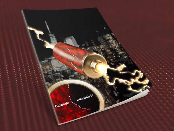 Coverillustration für die Zeitschrift Advanced Functional Materials im Auftrag des Instituts für Nanotechnologie am KIT   KERNgeschäft