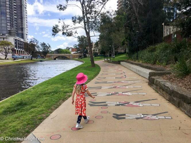 Moore Park Water Playground Sydney Water