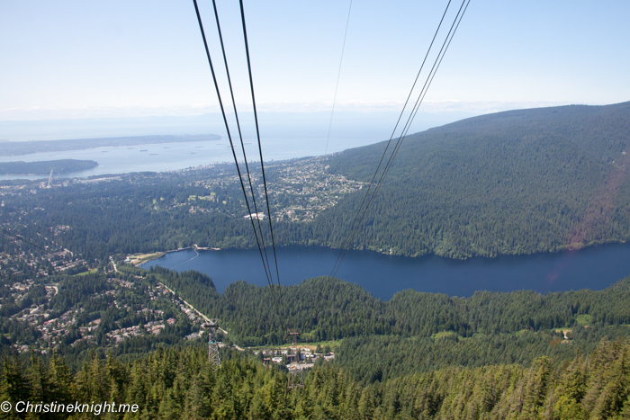 Visiting Grouse Mountain Vancouver in Summer  Adventure