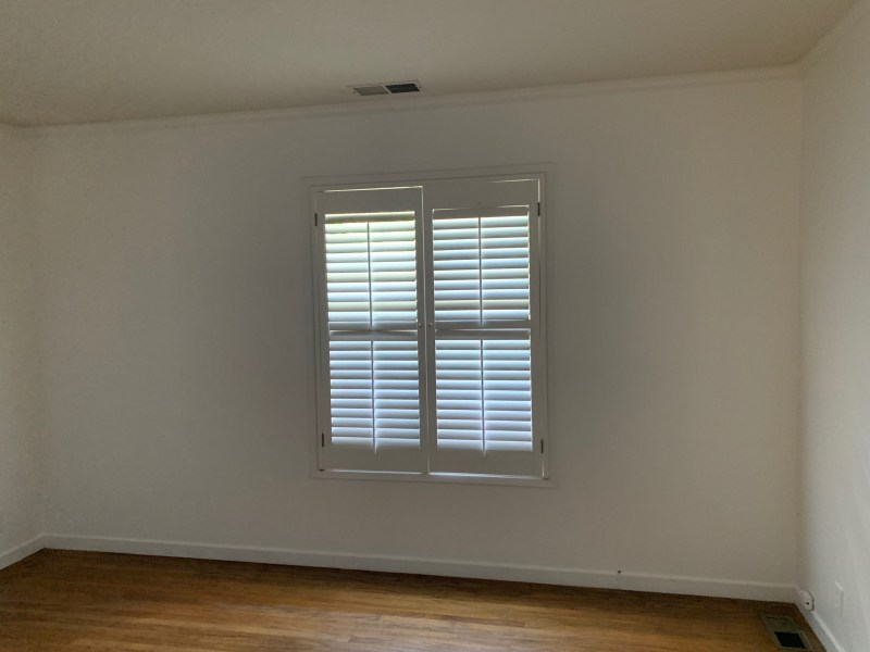 before and after, ranch house, white walls, Christine Kohut Interiors, design ninja, designninja, ORC, one room challenge, better homes and gardens, design blog, bedroom makeover, guest bedroom ideas,