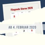 Fliegende Sterne 2020