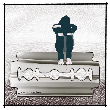 Selvskading, dissosiering, dissosiasjon. Psykolog Christine Lien Bergen Norge Norway. Privat psykolog. Parterapi og individualterapi. Emosjonsfokusert terapi. Sorg, sorgterapi, sorgprosess, sorgbearbeiding, bearbeide sorg, mestring av sorg, krisepsykologi, sorgreaksjoner, komplisert sorg, depresjoner, angst, utbrenthet, utbrent. Traume traumer traumatisert traumeterapi. Kompleks traumatisering. Traumebehandling. Dissosiasjon. Følelser. Å møte bearbeide og håndtere følelser. Kriser og kriseberedskap. Hjelp til pårørende. Emotion focused therapy Bergen. Klinikk for krisepsykologi. Senter for krisepsykologi. Anbefalt terapeut parterapeut. Emotion revolution Bergen. Samlivsterapi. Individualterapi. Anbefalt psykolog. Selvutvikling og mindfulness. Ikkevoldskommunikasjon. Empatisk kommunikasjon. Kommunikasjonsproblemer. Giraffspråk. Tilknytning. Relasjoner.