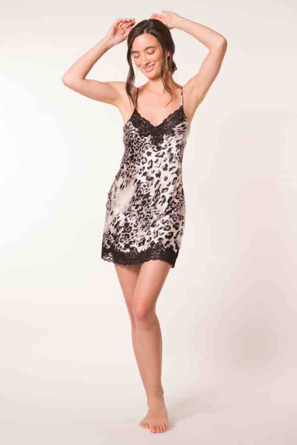 Femme Fatale Muse Chemise