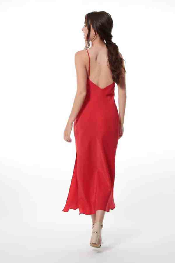 Crepe Gown