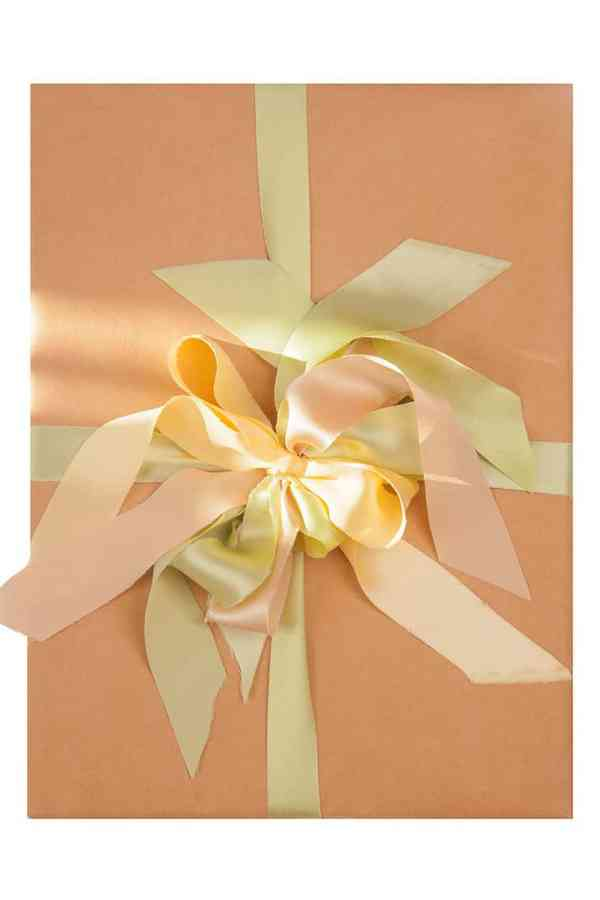 Vintage Gift Wrapping
