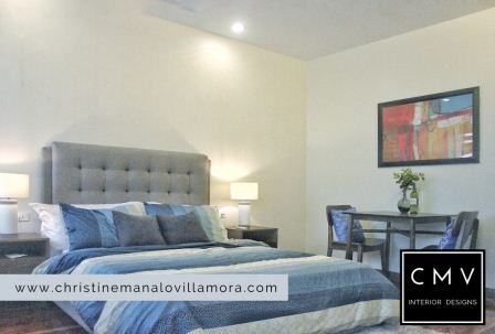 It is versatile in terms of color combinations, and matches easily with other colors. Pop Of Blue Cmv Interior Designs