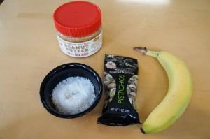 Banana Sushi Ingredients