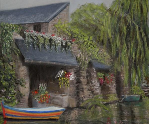 La barque – Pontrieux