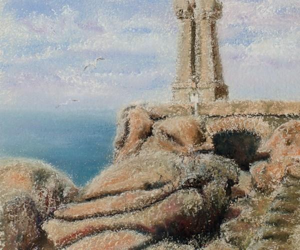Le phare de Ploumanac'h